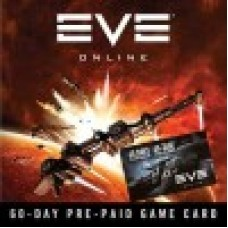 Carte de temps EVE Online